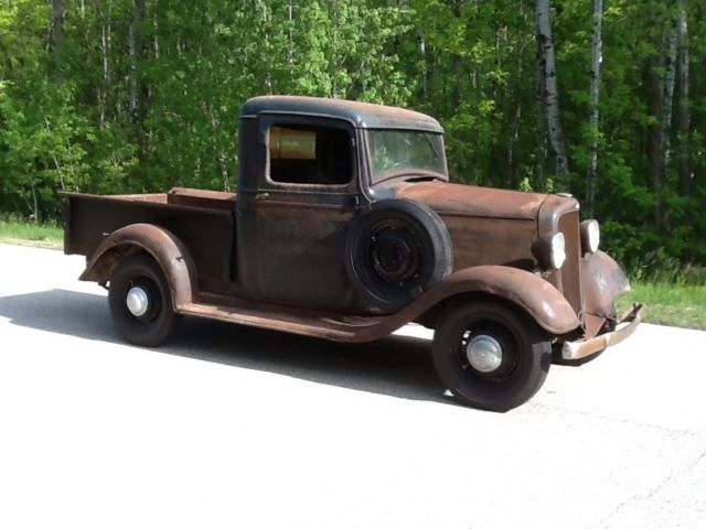 1934 Chevrolet Other Pickups Master deluxe