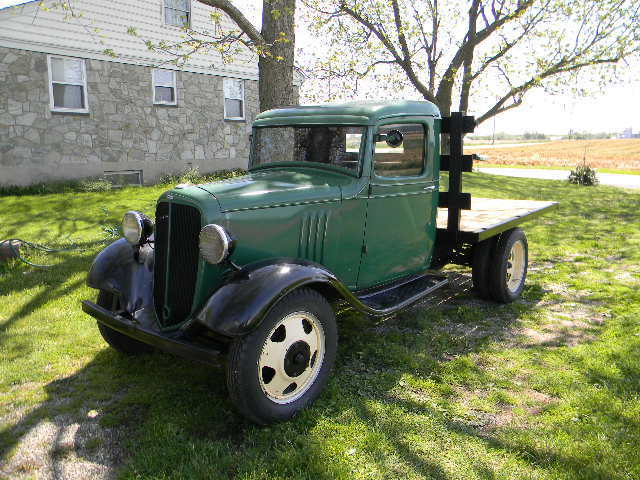 1934 Chevrolet Other Pickups Stake body