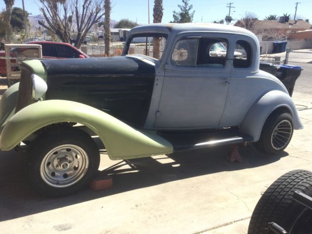 1934 chevy 5 window coupe for sale: photos, technical specifications