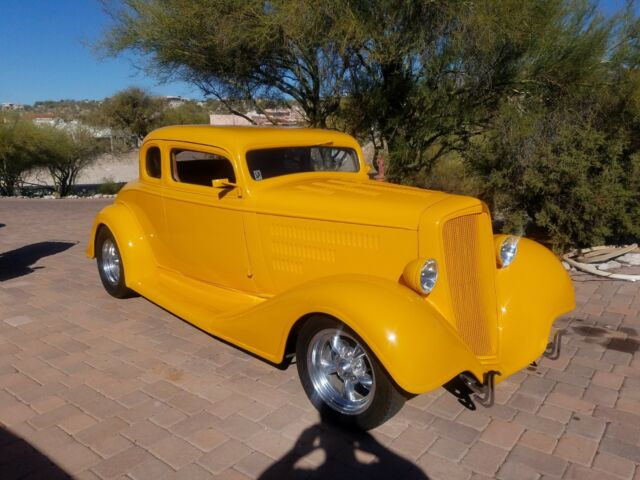 1934 Chevy Coupe All Steel Body For Sale Photos Technical