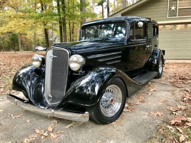 1934 Chevy Master 4-Door Sedan Street Rod for sale: photos