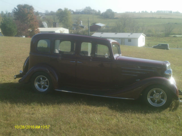 1934 CHEVY MASTER STREET ROD for sale: photos, technical