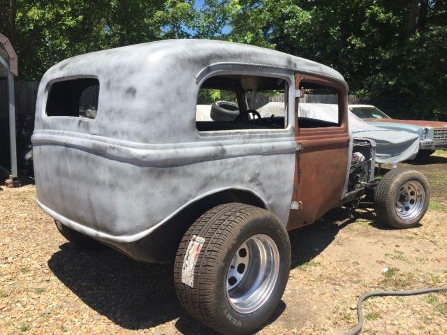 1934 Dodge 2 door sedan rat rod street rod Chevy V8 for sale