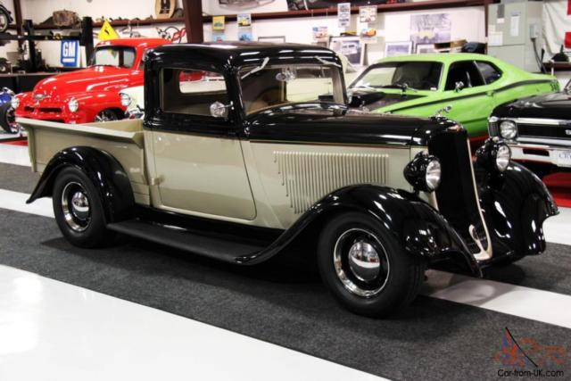 1934 DODGE OTHER TRUCK for sale: photos, technical
