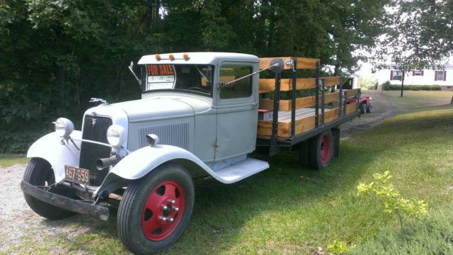 1934 Ford Other Pickups Flatbed