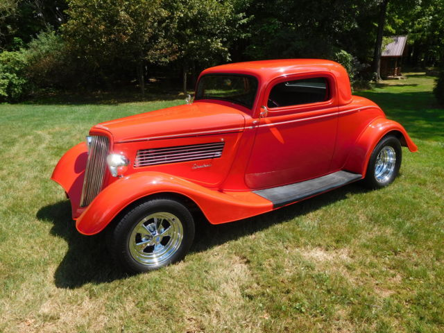 1934 Ford Other 3-Window New Driveline AC #1 Condition
