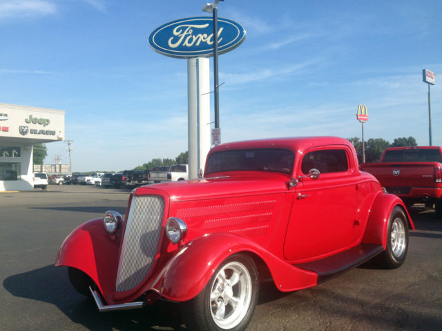 1934 ford 3 window coupe hot rod street rod chopped 3 for 1934 ford five window coupe for sale
