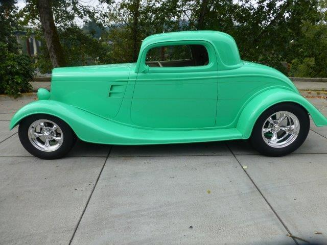 1934 Ford Other 3 Window Coupe Custom Hot Rod