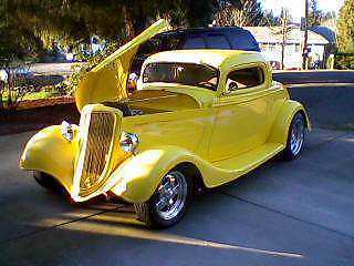 1934 Ford 3W Coupe