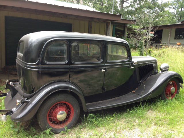 1934 ford 4 door for sale photos technical specifications description. Black Bedroom Furniture Sets. Home Design Ideas