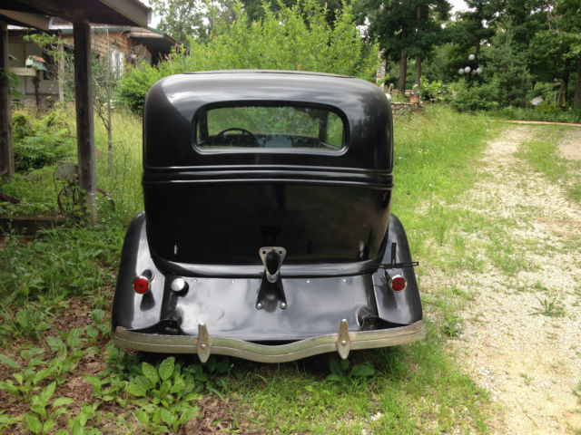 1934 ford 4 door for sale photos technical for 1934 ford door