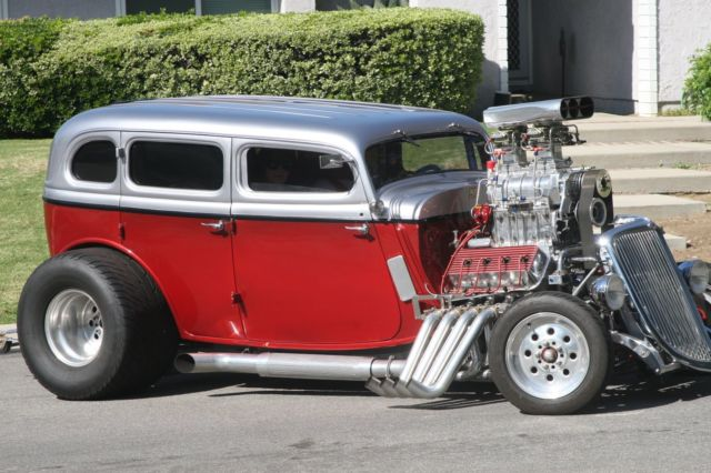 1934 Ford Other 4dr