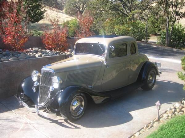 1934 ford 5 window coupe for sale photos technical for 1934 ford five window coupe for sale