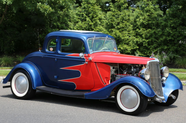 1934 Ford Other 5-WINDOW COUPE
