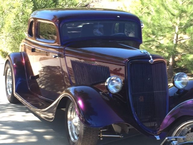 1934 Ford 1934 ford 5 Window Coupe Real Henry Ford 5 window