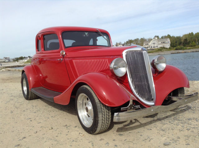 1934 ford 5 window coupe street rod all steel for sale for 1934 5 window coupe for sale