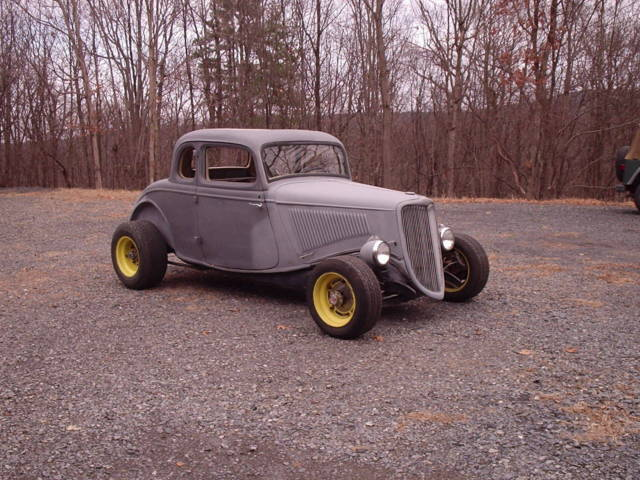 1934 ford 5w coupe hot rod vintage race car for sale photos technical specifications description. Black Bedroom Furniture Sets. Home Design Ideas