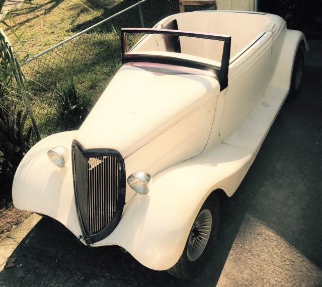 1934 Other Makes Cabriolet
