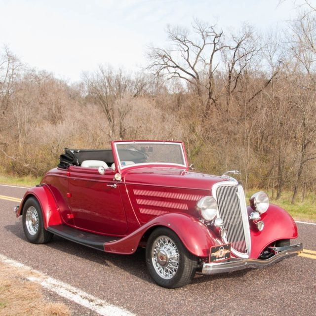 1934 Ford Other Cabriolet Street Rod