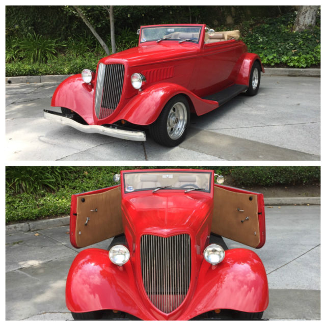 1934 Ford Other Cabriolet