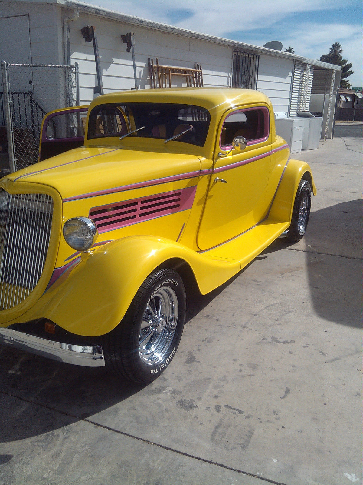 1934 Ford Other Coupe