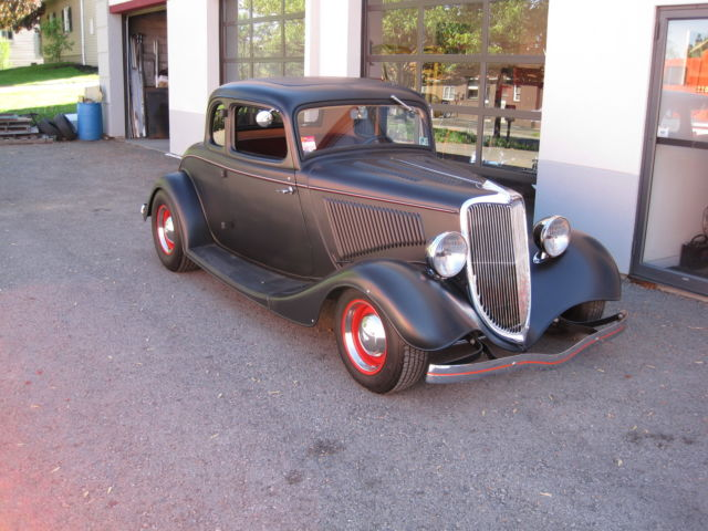 1934 ford coupe all steel for sale photos technical specifications description. Black Bedroom Furniture Sets. Home Design Ideas