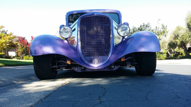 1934 Ford Coupe Coupe