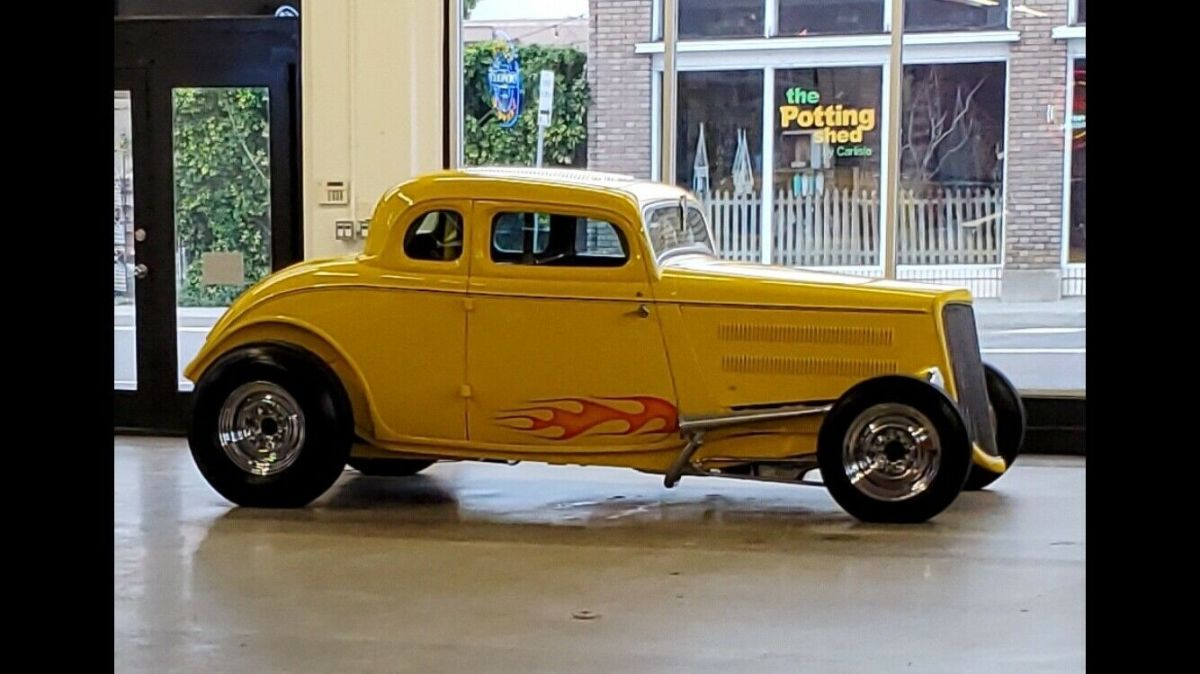 1934 Ford Coupe hi boy