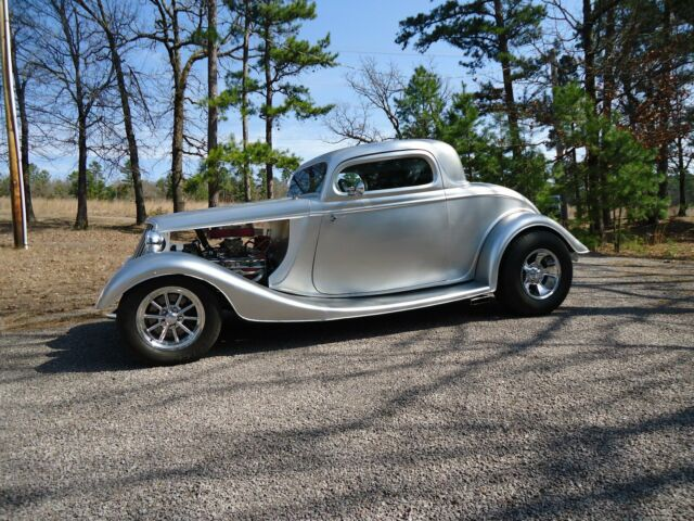 1934 Ford Coupe Fiberglass