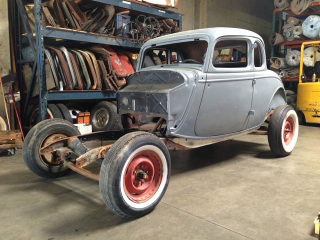 1934 ford coupe original steel 5 window coupe for sale for 1934 ford five window coupe for sale