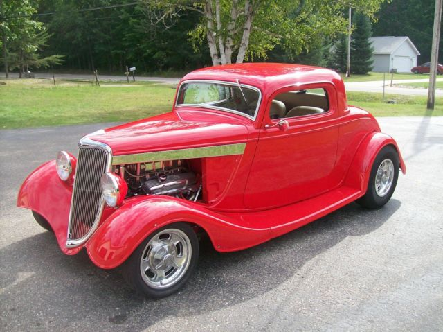 1934 Ford Other three window