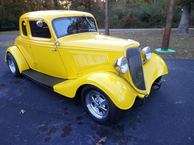 1934 Ford FORD COUPE COUPE