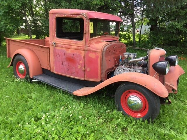 1934 ford hot rod pickup truck for sale photos technical. Black Bedroom Furniture Sets. Home Design Ideas