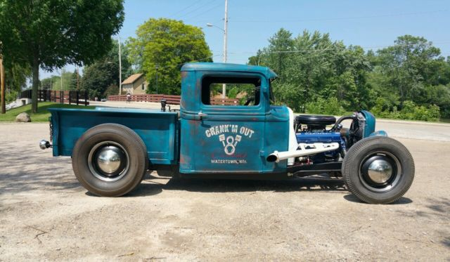 19340000 Ford Other Pickups