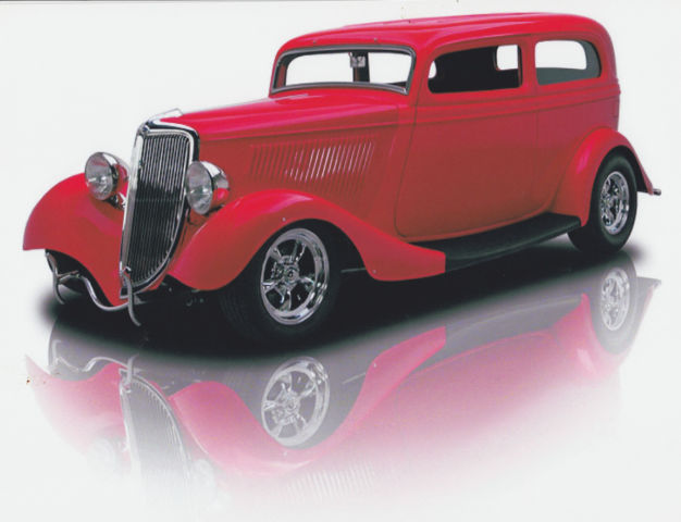 1934 Ford Other Tudor Sedan
