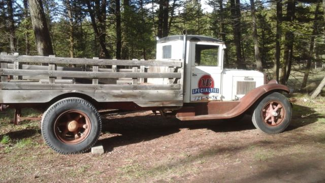 1934 International Harvester Other 1 1/2 ton