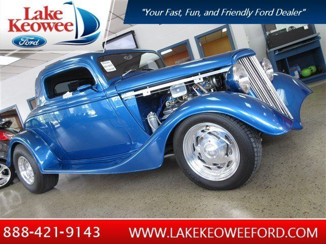 1934 Ford Kit Body