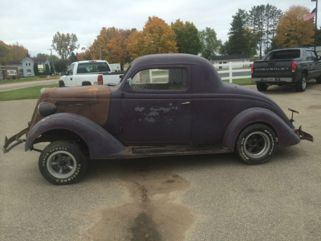 1934 nash lafayette 3 window coup gasser rat rod 383 4bbl for 1934 ford 3 window coupe project for sale