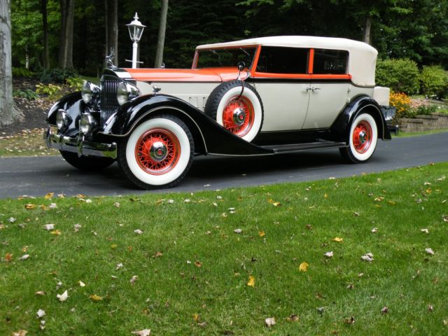 1934 Packard 1101 DIETRICH BODY