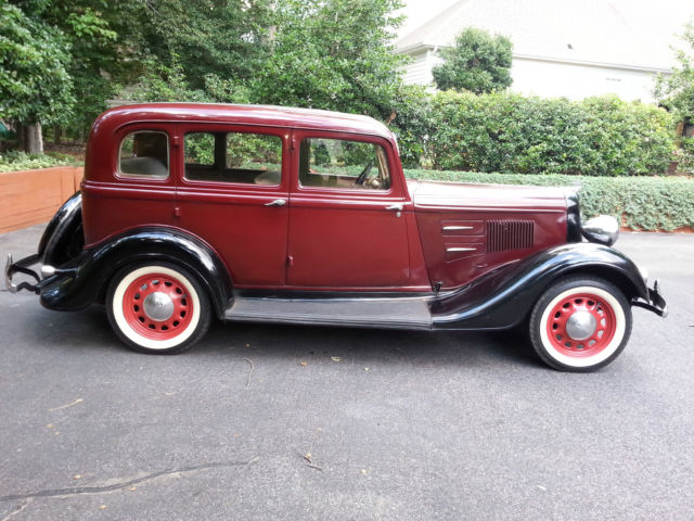 1934 plymouth 4 door for sale by owner autos post