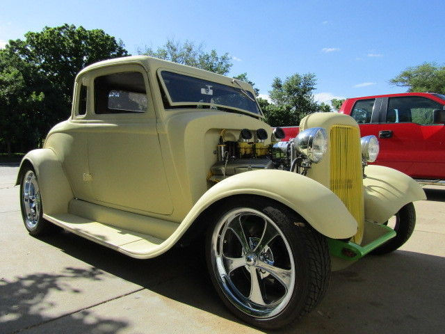 1934 Plymouth Coupe Looks Like A 1932 Ford For Sale Photos