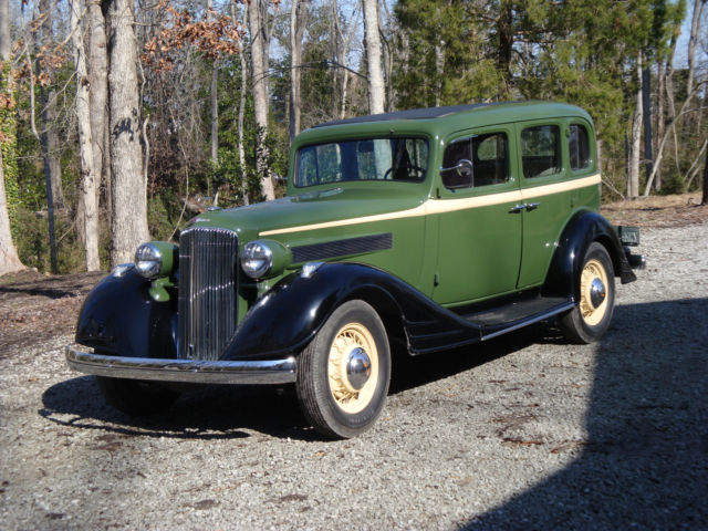 1934 PONTIAC for sale: photos, technical specifications