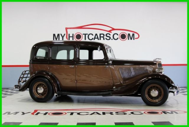1934 Ford Four Door Sedan