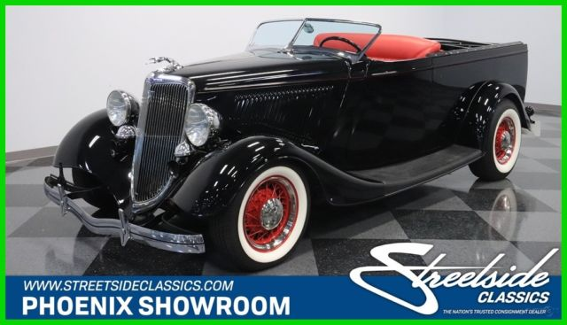 1934 Ford Roadster Ute