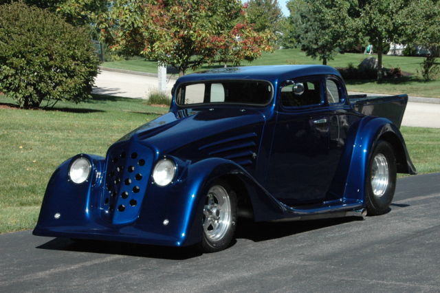 1934 Willys 77