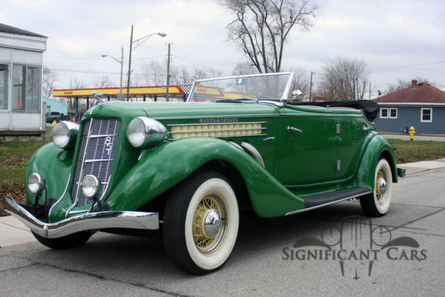 1935 Other Makes Auburn 851