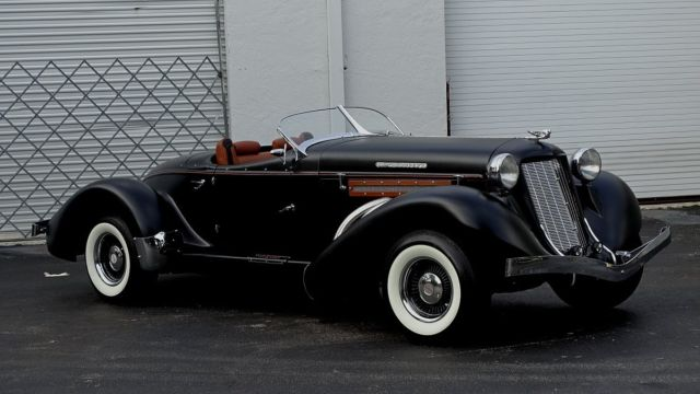 1935 Replica/Kit Makes AUBURN CUSTOM