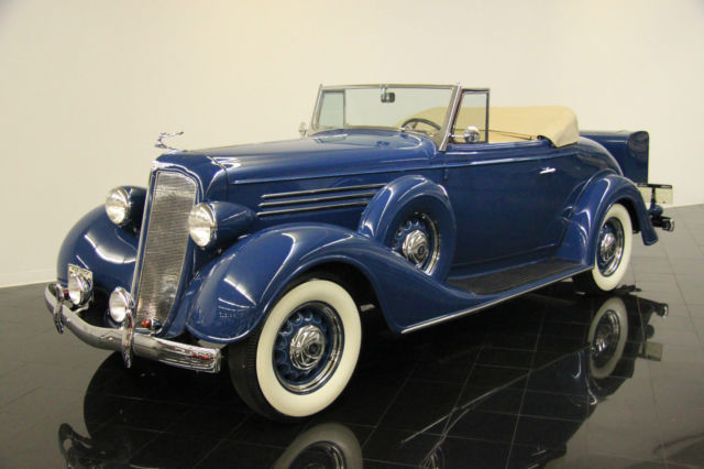 1935 Buick Other 46C Convertible Coupe