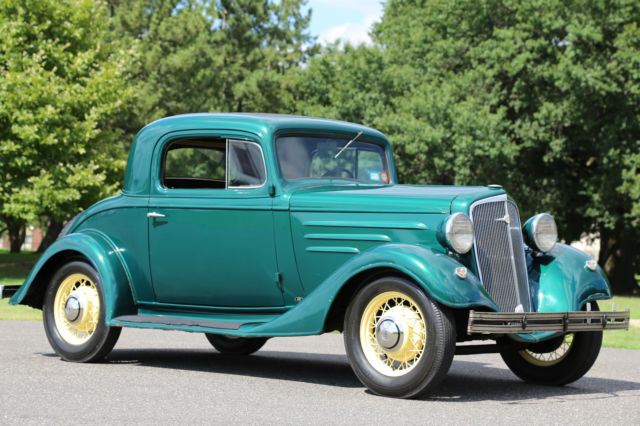 1935 Chevrolet Other 3 WINDOW COUPE