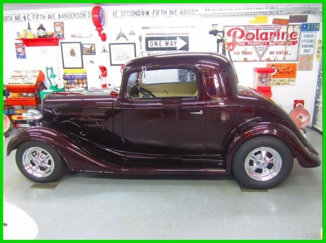1935 Chevrolet 3 Window Coupe Used Automatic For Sale